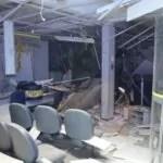 Bandidos explodem agência do Banco do Brasil em Jussiape