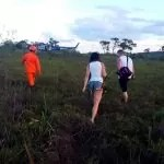 Casal se perde durante trilha na Chapada e é resgatado por bombeiros