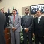 Dr. José Antonio Sampaio é eleito presidente da Câmara de Vereadores de Itaberaba