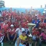 Seleção de  Itaberaba é campeã do Intermunicipal