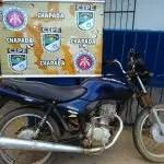Cipe Chapada prende homem com drogas em Andaraí