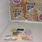 Operação da Cipe Chapada e 11BPM,prende quadrilha em Iaçu
