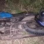 Morre vítima de acidente com moto na BA-131, entre Jacobina e Miguel Calmon