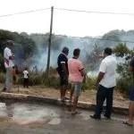 Incêndio atinge mata do Pó-só em Morro do Chapéu