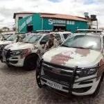 Vinte novas viaturas reforçam segurança em 10 municípios da Chapada Diamantina