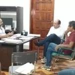 Presidente do Comitê da Bacia do Paraguaçu visita Rio Utinga