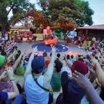 IV Festival Diamantino de Circo reúne artistas de todo o mundo na Chapada Diamantina