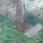 Turista francês cai da Cachoeira da Fumaça e morre na Chapada Diamantina