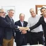 Ricardo Mascarenhas mostra a sua força política e empreendedora em reunião de negócios em Salvador