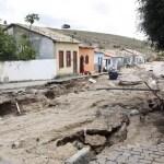 Lajedinho: área atingida por tromba d'água será desativada
