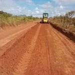 Iniciada recuperação da Estrada que liga a sede ao Distrito de Guiné em Mucugê