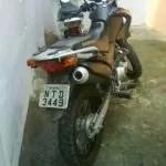 Ladrões tomaram de assalto moto de jovem em Ipirá