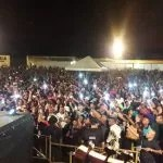Com casa lotada Silvanno Salles faz show em Ruy Barbosa