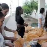 Prefeitura de Itaberaba distribui 12 mil quilos de peixes para população carente