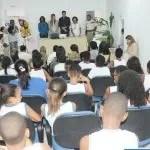 Evento marca a abertura do PROERD 2017 em Itaberaba