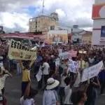 Itaberaba: Centrais sindicais promovem caminhada contra reformas do governo Temer