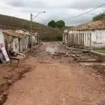 Lajedinho: Após nova enchente, cidade tem situação de emergência reconhecida por União