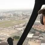 Gravação revela: pilotos derrubam balão para criar notícia na Record