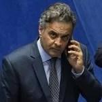 STF afasta Aécio Neves do Senado e manda prender irmã dele