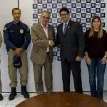PRF e AGERBA assinam acordo para a fiscalização do transporte intermunicipal de passageiros