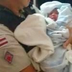 Jacobina: Polícia procura mãe de bebê abandonado em caixa de papelão