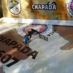Homem é morto após trocam tiro com a CIPE Chapada em Wagner