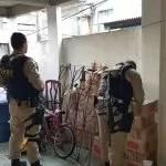 Operação Desvio de Rota desarticula quadrilha de roubo de cargas com atuação na Bahia