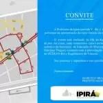 Novo trânsito de Ipirá será apresentado dia 12 de junho