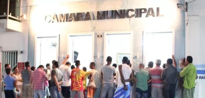 Equipe de Imprensa é expulsa durante sessão ordinária em Ibiquera