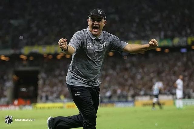Vitória anuncia Marcelo Chamusca como treinador
