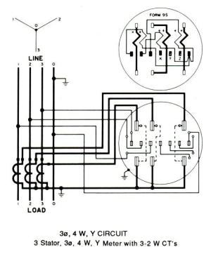 3 Phase Kwh Meter Connection Diagram  Somurich