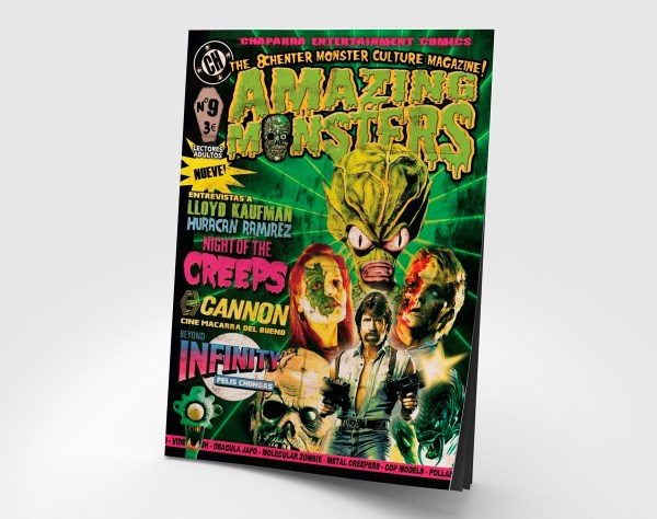 Amazing Monsters nº 9