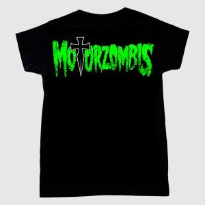 Camiseta Motorzombis logo