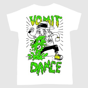 Camiseta de Vomit Dance