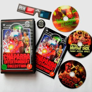 Chaparra Entertainment Collection
