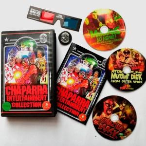 Chaparra Entertainment Collection