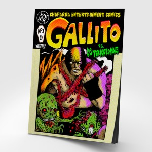 Gallito vs. Los Toxicozombies (nº 1)