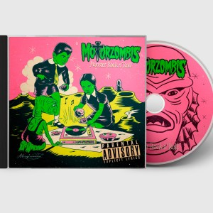 Motorzombis - CD - Monster Rock n'Roll