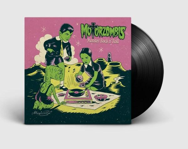 Motorzombis – LP – Monster Rock n'Roll
