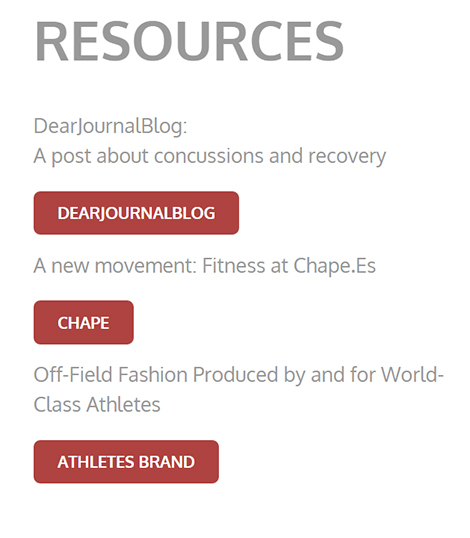 Allied Athletes Resource