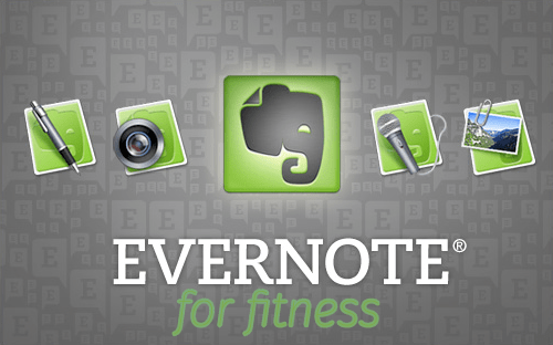 evernote-for-fitness