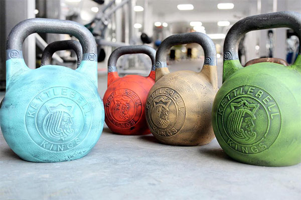Why Should Kettlebells be A Part Of Your Daily Workout Routine? - by Kettlebell Kings