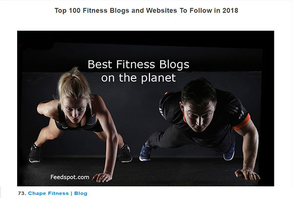 top; fitness; blog; top fitness blog; blogger; best fitness blogger