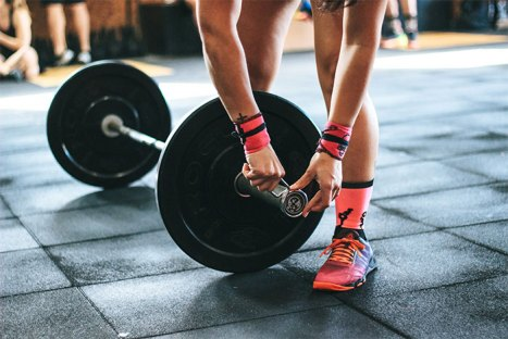 Starting Your Weightlifting Efforts Off Correctly, workout, training, fitness