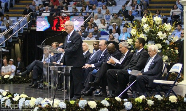 Former Woody Durham Colleagues Remember Time with Tar Heel Legend