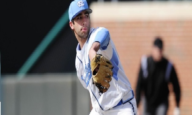 Tar Heels Sweep Double-Header Against Rhode Island
