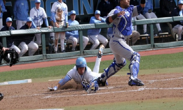 #6 UNC Strikes Back in Game 2 to Even Series With #4 UCLA