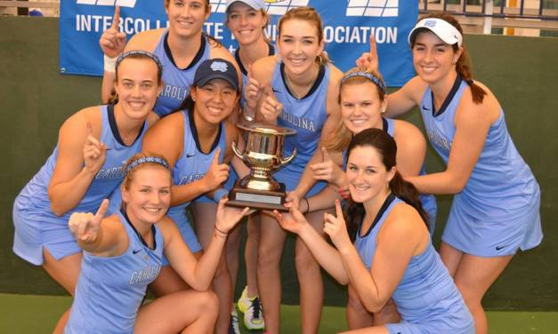 More National Glory For Tar Heel Women's Tennis