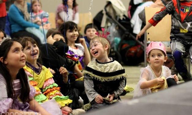 Purim Celebration!