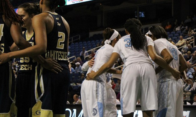 From Sweet to Beat: UNC WBB Season Ends